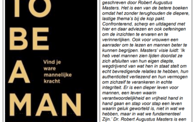 Review 'To Be A Man'